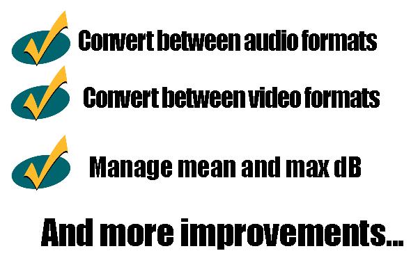 Video Converter, Audio Converter Mp4Gain2017 - Video & Audio
